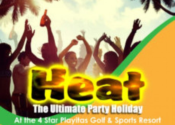 HEAT the Ultimate Party Holiday
