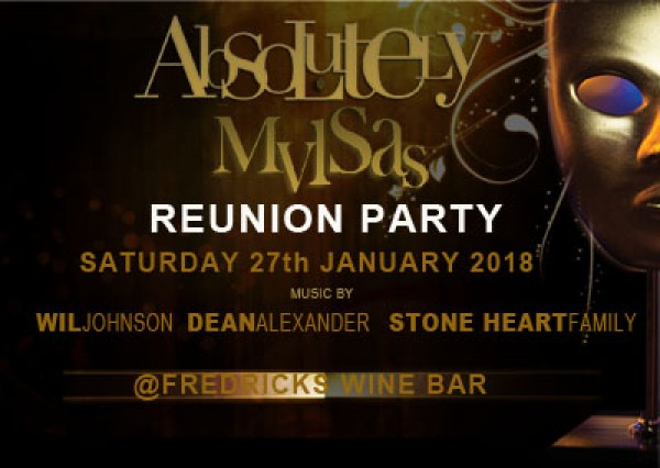 M VISAS REUNION PARTY
